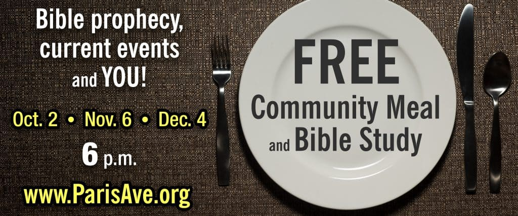 Community-Meal-and-Bible-Study